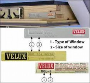 how do you open velux manual blinds
